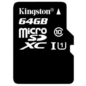 Kingston Micro SDXC de 64GB