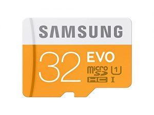 Tarjeta de memoria micro SD Samsung Evo
