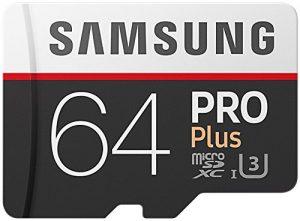 Samsung Pro+ (Samsung Pro Plus) U3